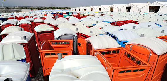 Champion Portable Toilets in West Valley City,  UT